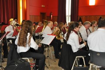 Concert à Erquelinnes le 29/06/2014