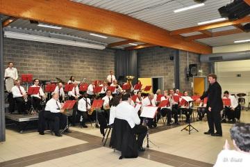 Concert à Jurbise le 29 avril 2017