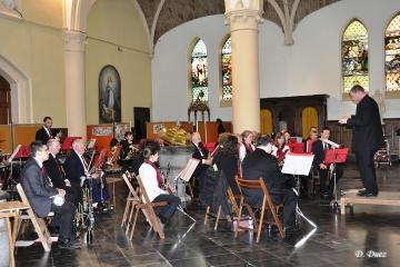 Concert de Sainte-Cécile le 20 novembre 2016