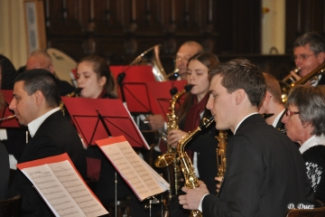 Concert Sainte-Cécile - 23 novembre 2014