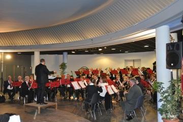 Concert de gala à la salle CALVA de Jemappes le dimanche 23 mars 2014