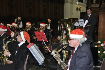 Concert de Noël le 16 décembre 2017