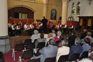 Concert des fêtes de la musique le 26 juin 2016