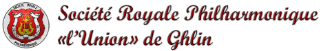 Philharmonie de Ghlin Logo